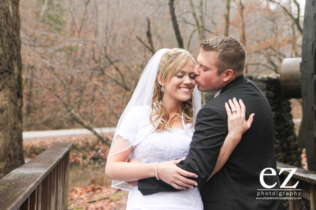 Zach and Whitney | Married Bliss